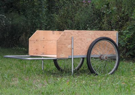 Diy Garden Cart by Hodgepodgery Photo Garden Cart