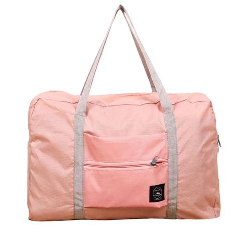Foldable Travel Bag Luggage Storage Organizer Tas Koper Berkualitas foldable travel luggage storage shoulder duffle carry bag organizer