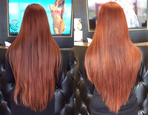 hair layers vs all one length 2013 before with no layers all one length after with layers
