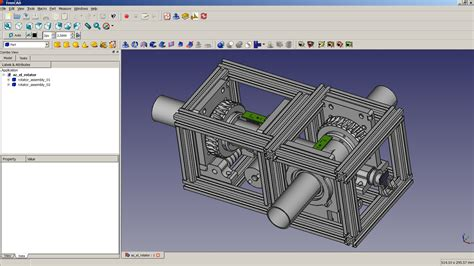 free cad file satnogs rotator freecad jpg freecad documentation