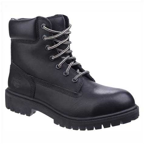 Timberland Pro Leather timberland pro black s3 leather direct attach womens