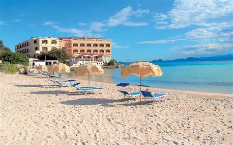 gabbiano azzuro hotel gabbiano azzurro golfo aranci sardinien italien