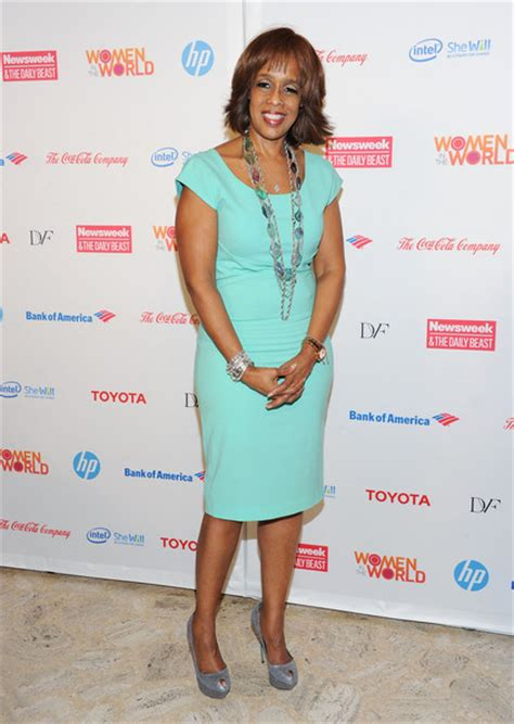 gayle king cocktail dress gayle king looks stylebistro