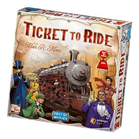 Ticket To Ride Germany Original Board ticket to ride board brand new ebay