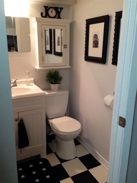 Decorating Small Bathrooms Ideas All New Small Bathroom Ideas Pinterest Room Decor