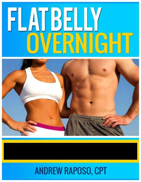 Flat Belly Overnight Detox Formula Recipe by Andrew Raposo S Flat Belly Overnight Review Swol