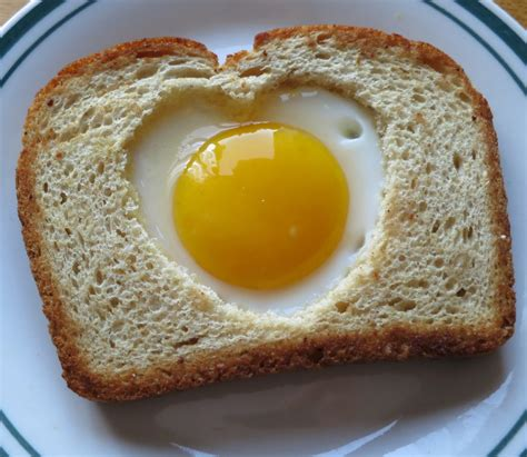 Egg And Bread Toaster Simply Delicious Heart Shaped Egg Toast