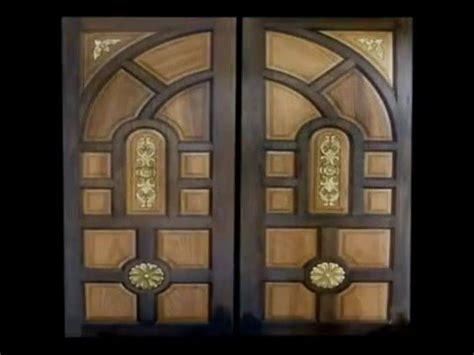 Chokhat Design by Wood Doors Custom Design Carved