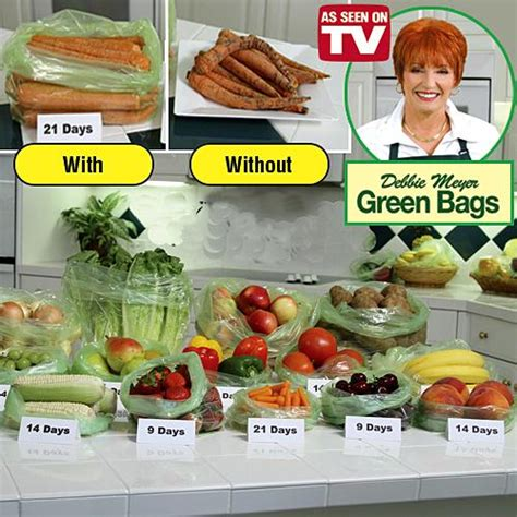 Myers Mygreenbag by As Seen On Tv Debbie Meyer G End 1 21 2017 1 51 Pm Myt
