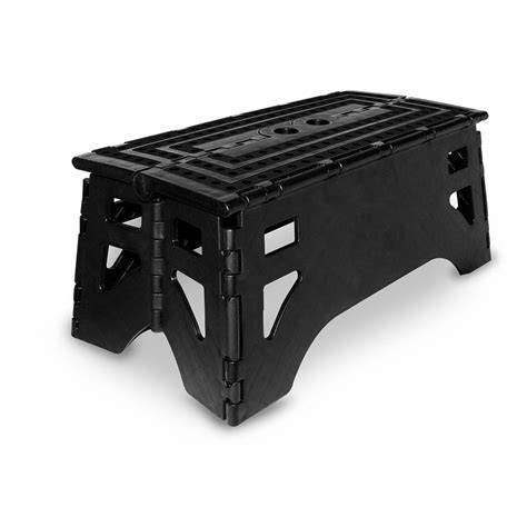 Step Stool 350 Lb Capacity by Cosco 3 Step Steel Big Step Folding Step Stool Type 3 With