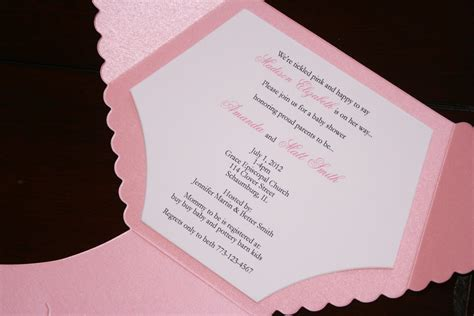 diaper template for baby shower invitation april showers may flowers baby showers too chic