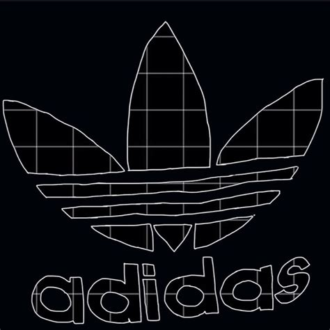 aesthetic adidas wallpaper adidas aesthetic black cute grid grunge wallpaper