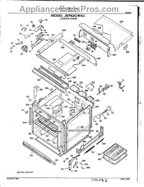 hotpoint oven parts diagram ge oven ge hotpoint oven parts