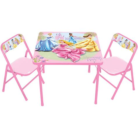Disney Table And Chair Set by Disney Activity Table And 2 Chairs Set Walmart