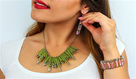 popular necklages for 15 year old girl 9 simple handmade jewelry ideas