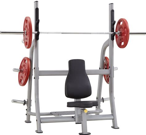 olympic bench press equipment olympic shoulder press bench nosb body solid 174 strength