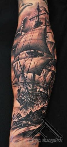 tattoo frequency instagram anchor and compass tattoo by khuong duy tatuagens
