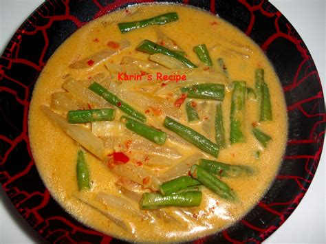 karins recipe sayur labu siam chayote stew