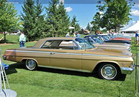 1962 chevy impala specs 1962 chevrolet impala series ss sport 409 409