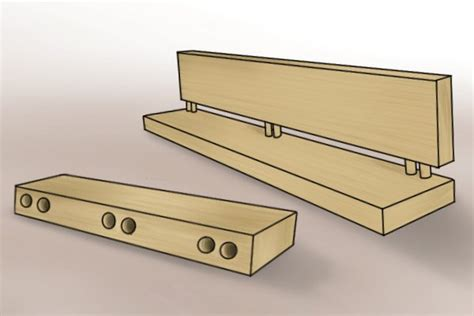 what types of joint can you make with dowels
