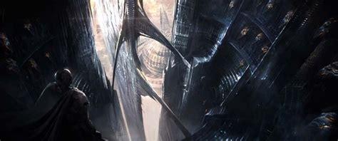 imagenes elfos oscuros dise 241 os de naves de los elfos oscuros para thor el mundo
