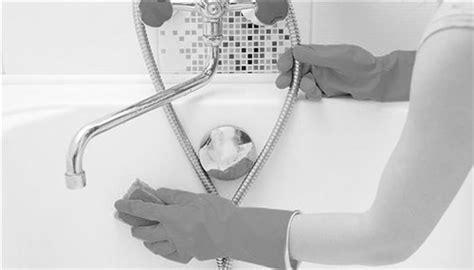 come pulire la vasca da bagno come pulire vasca da bagno