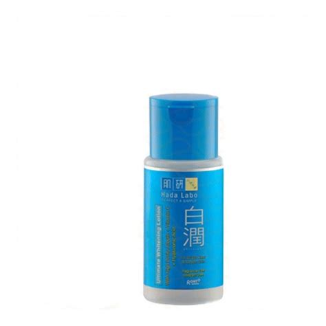 Pelembab Hada Labo Hada Labo Shirojyun Ultimate Whitening Lotion 100ml