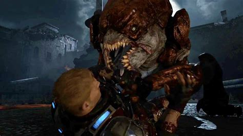gears of war 4 trailer de gameplay fran 231 ais e3 2015