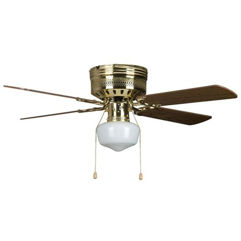 home depot hugger ceiling fans concord fans hugger schoolhouse series 42 in indoor