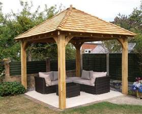 Picture Of Homemade Gazebo by How To Build A Gazebo Diy Projects For Everyone
