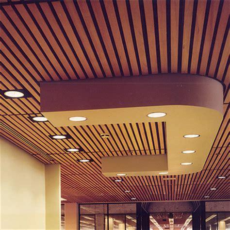 wood veneer ceiling wall systems environmental
