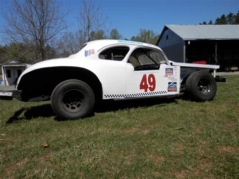 chrysler car for sale 1941 chrysler coupe on a 1975 monte carlo vintage race car