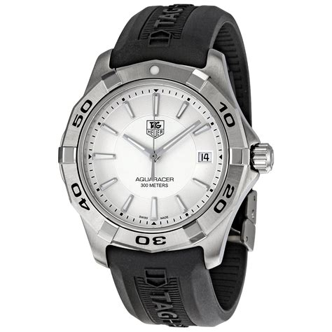 tag heuer watches tag heuer men s wap1111 ft6029 aquaracer watch review