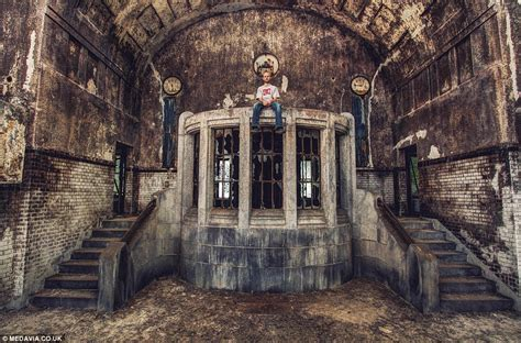 abandon buildings a photographer spent 2 years wandering through abandoned