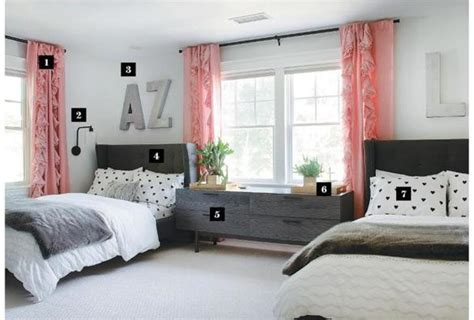 two person bedroom ideas tweens new bedroom design gives them room to grow up