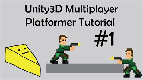 tutorial unity platform game unity unet multiplayer platformer tutorial episode 1