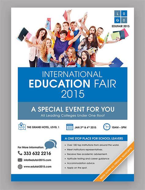 fair brochure template 8 fair flyers design templates free premium