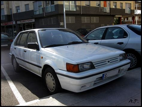 nissan sunny 1990 modified nissan sunny ii n13 1990 wallpaper auto database com