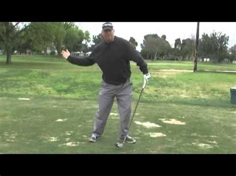 solid golf swing golf swing hitting solid iron shots and compressing t