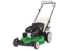 lawn mowers at the home depot