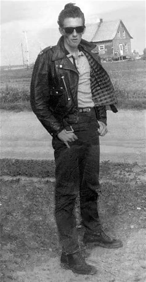 70 S Fads by 1950s Greasers Styles Trends History Amp Pictures