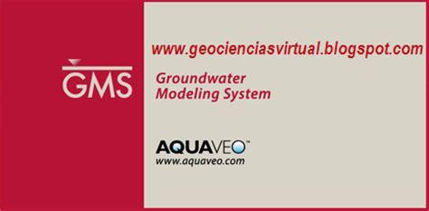 geociencias virtual: aquaveo gms premium v10.2.3.x86+x64