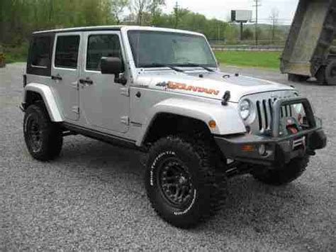 Jeep Jk Hemi Purchase Used 2007 Jeep Wrangler Unlimited Srt 8 6 1 Hemi