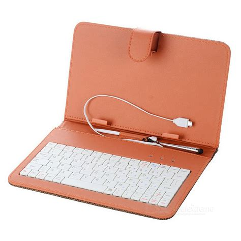 Keyboard Pu Keyboard With Protective Leather pua 80 protective pu leather 80 key keyboard carrying