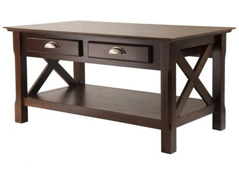 winsome 40538 xola coffee table walmart ca