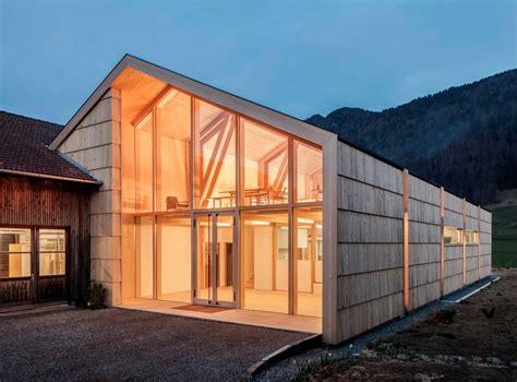 Werkstatt Architektur by Vorarlberger Holzbaupreis Ausgezeichnete Werkstatt