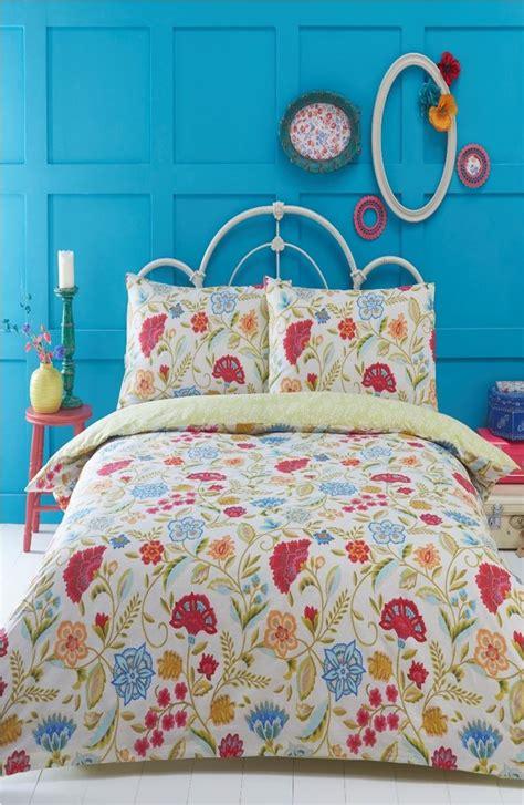 Modern Quilt Set by Floral Modern Quilt Duvet Cover Pillowcase Bedding Bed