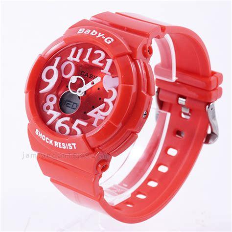 Digitec Baby G Sherina Unggu Kw harga sarap jam tangan baby g bga 130 sherina merah