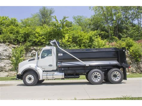 used kenworth trucks ontario kenworth t880 dump trucks for sale used trucks on
