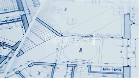 architect blueprints architecture blueprints royalty free video and stock footage